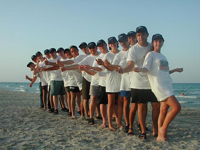 Summer Splash Crew 2000