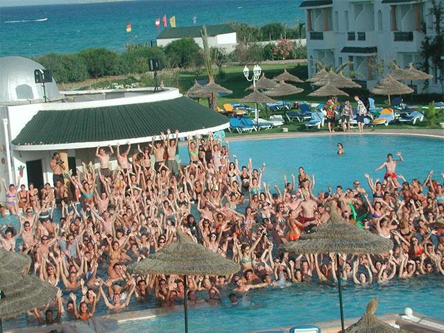 SUMMER SPLASH 2000 in Tunesien