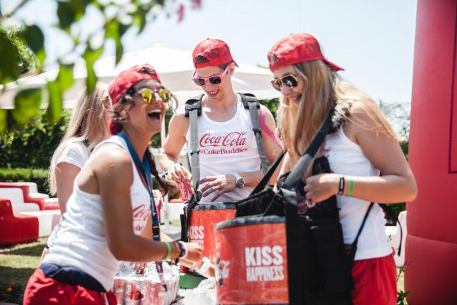 Coke Buddies