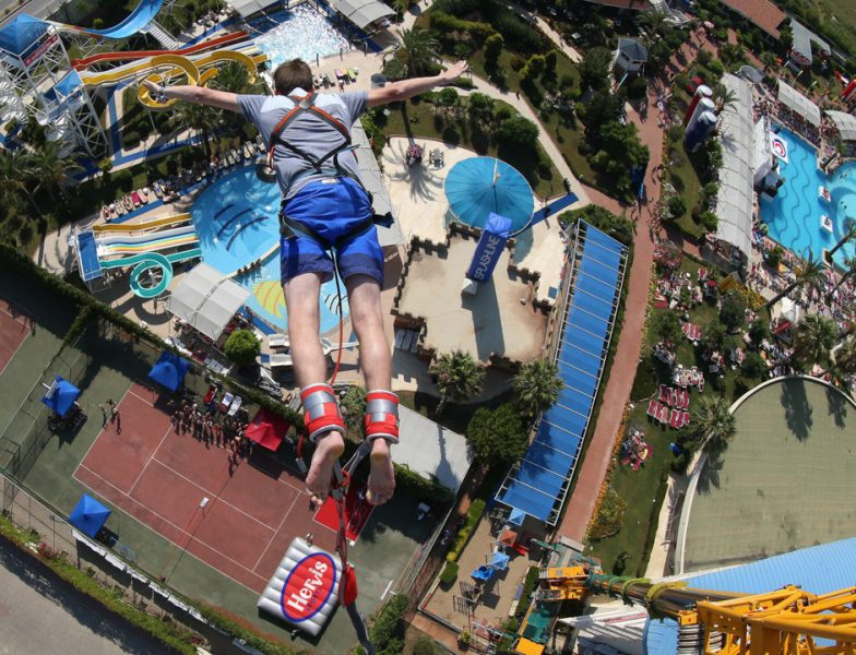 Hervis Bungee Jumping